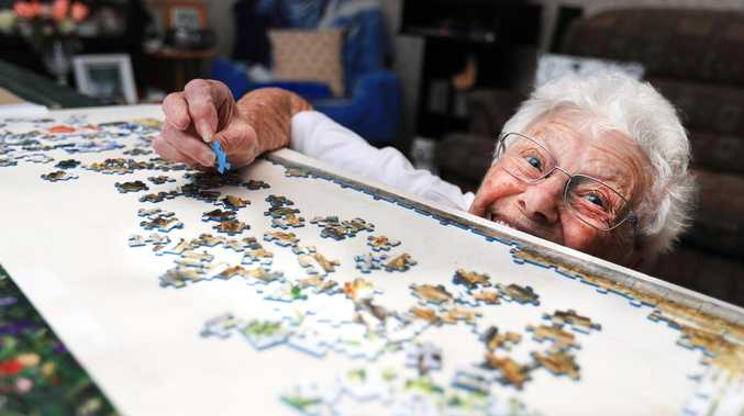 Age is no barrier for Tweed's puzzle queen
