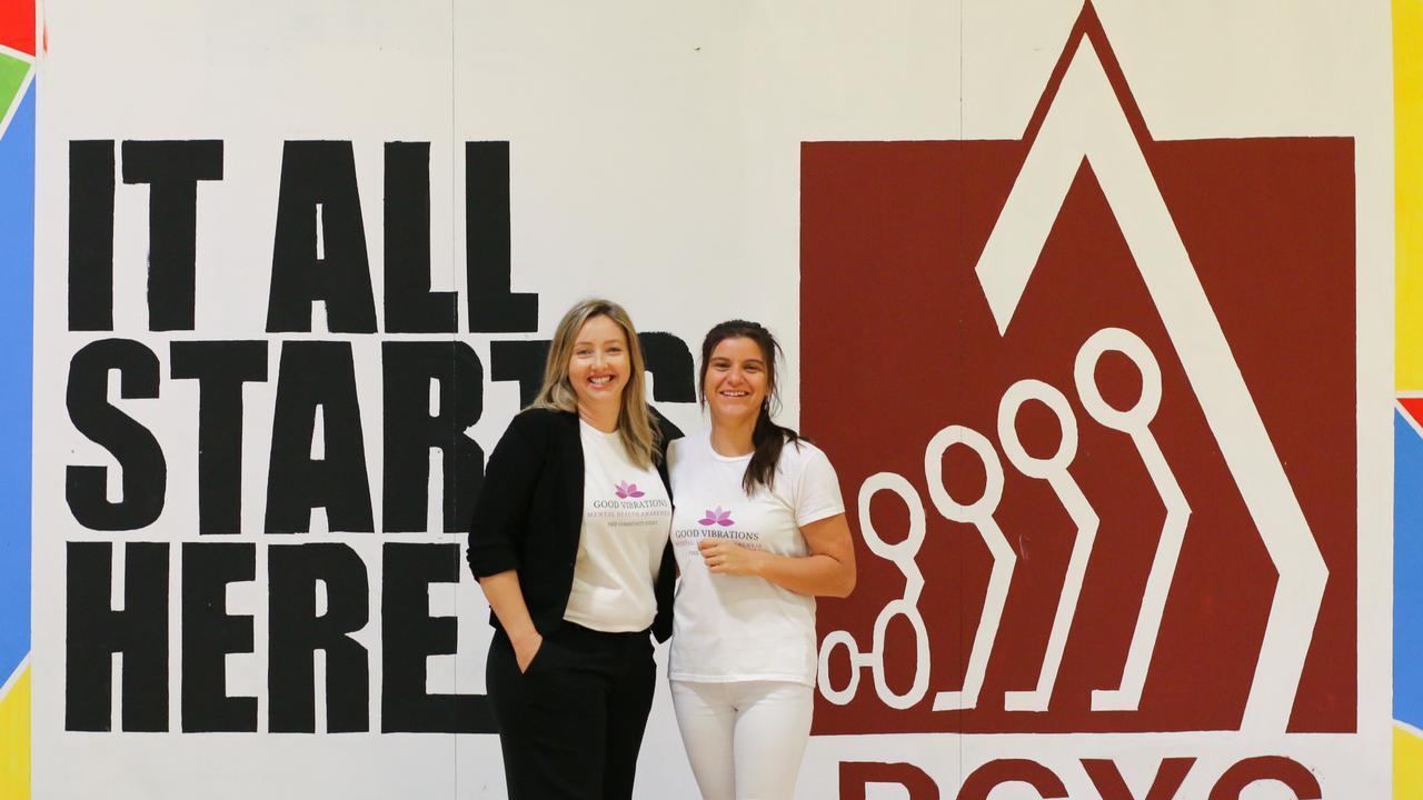Maree Delaney (left) and Sharri Baker (right)