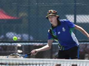 CQ schools put up a fight in Qld Schools tennis finals
