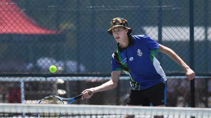 CQ schools put up a fight in Qld Schools tennis finals CQ schools put up a fight in Qld Schools tennis finals
