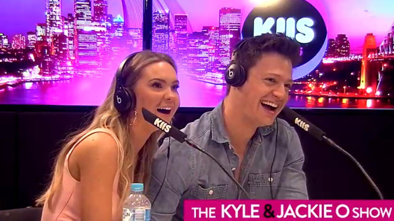 Matt and Chelsie didn't hold back on KIIS FM this morning.