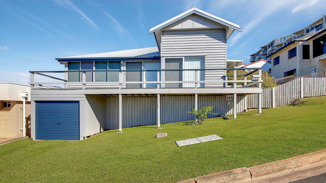SOLD: 22 Adelaide St, Yeppoon, went under contract on Thursday for $840,000, more than three weeks before going to auction.