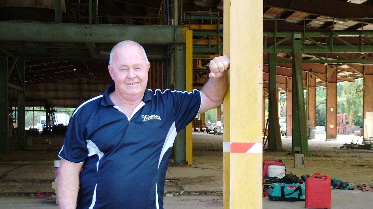 Peter Raymond Lavin of Lavin Constructions.