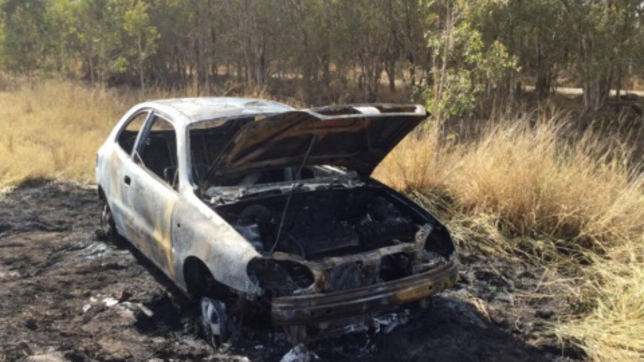 CAN YOU HELP?: Bundaberg Police are appealing to members of the public for information in relation to a vehicle fire which occurred in Alloway this morning.