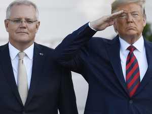Trump: ScoMo 'a man of titanium'