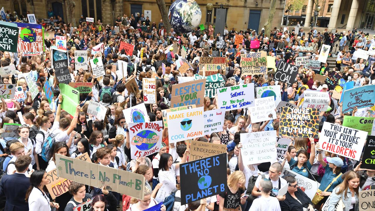 At least 35,000 people nationwide — and perhaps as many as 225,000 — are set to strike in favour of stronger action on climate change today.