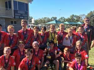 Grand final wins shine light on CQ's young talent