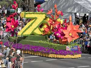 GALLERY: All the photos from the Grand Central Floral Parade