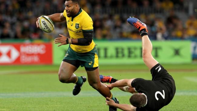 Samu Kerevi is looking forward to facing Fiji.