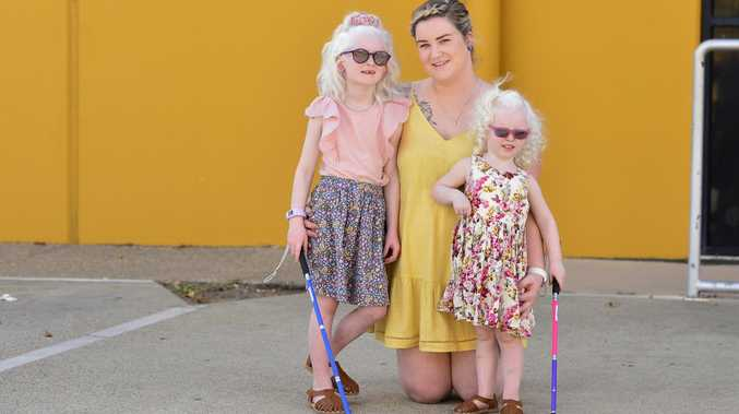 'Not disabled enough' legally blind children barred from disability permit