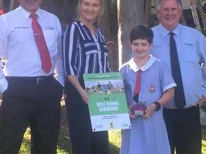 Gardening: Anya named best young gardener
