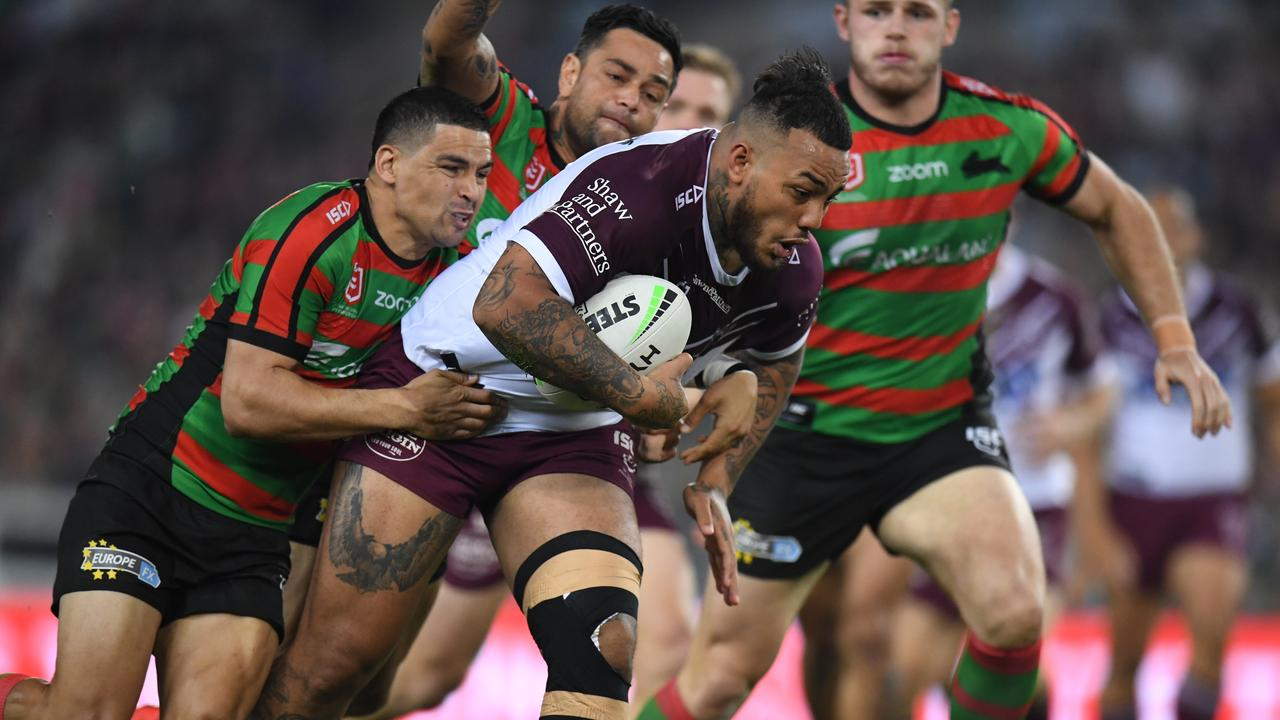 Addin Fonua-Blake was among the many Sea Eagles to have an excellent season.