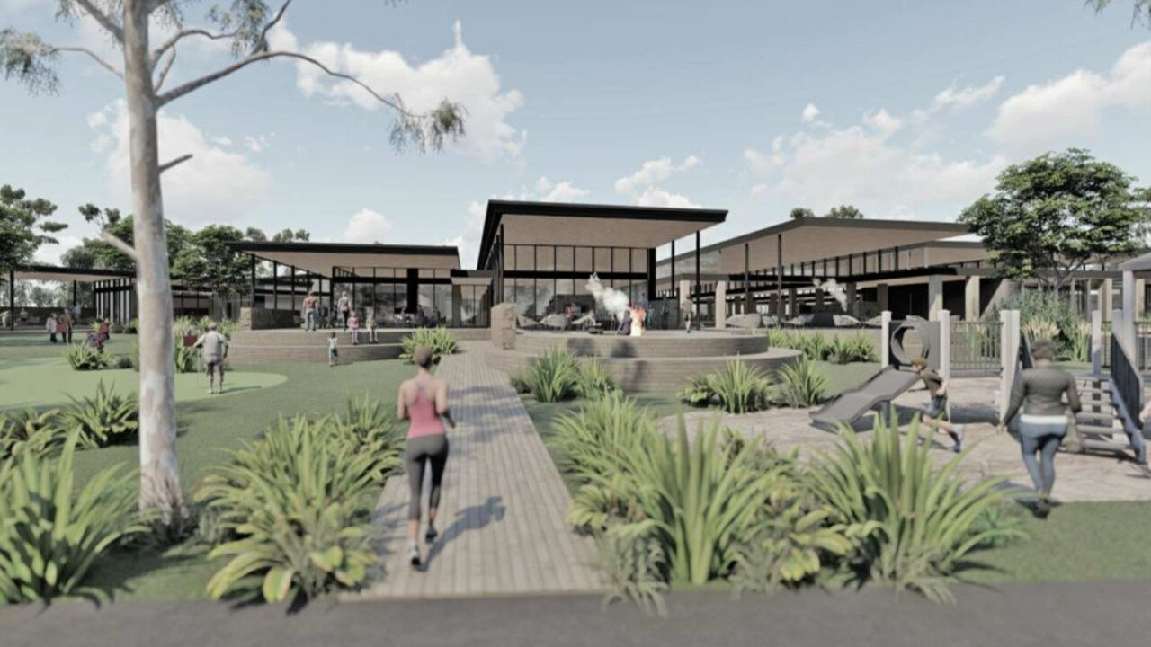 COMING: Artist's impressions of the new $70m development proposed for Beerwah, which will provide aged care options for plenty.