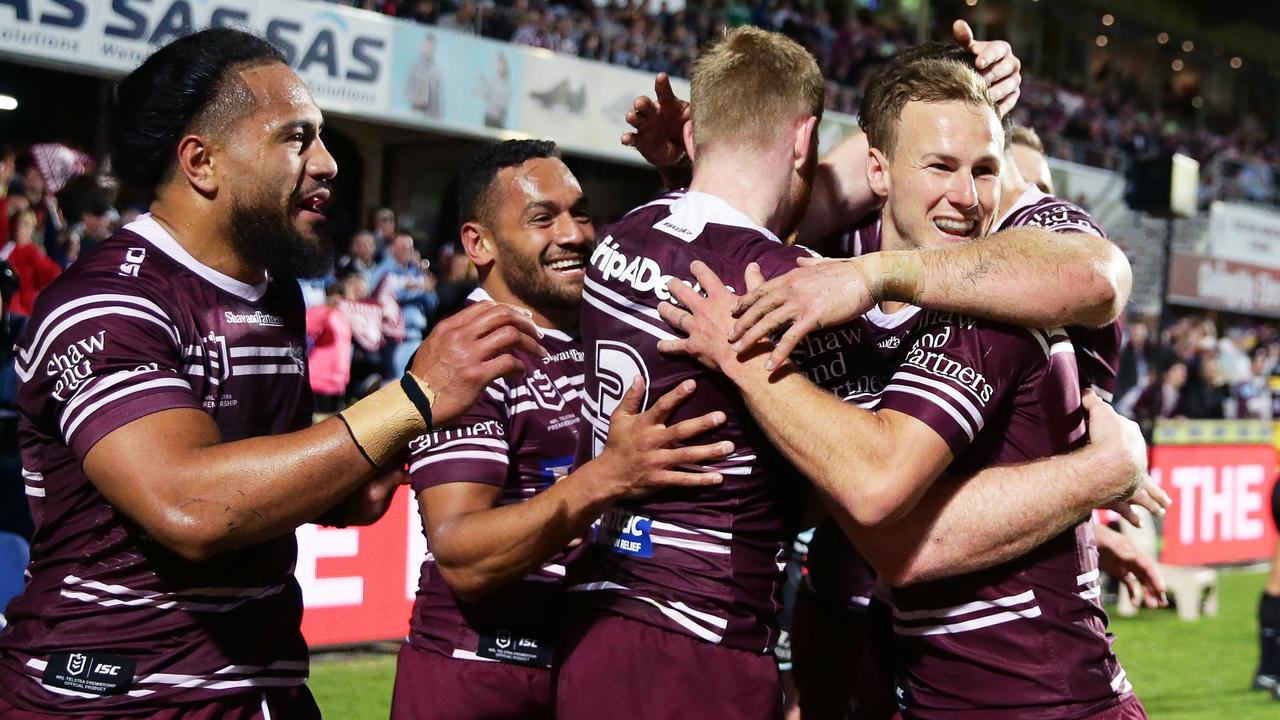 Things are looking good for Manly in 2020.