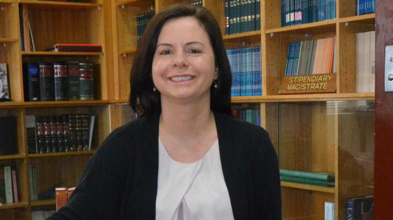 Innisfail Magistrate Cathy McLennan. Picture: Elisabeth Champion