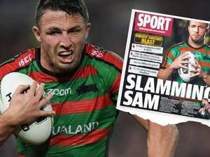 Bunnies apologise for Burgess blow-up