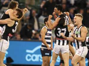 Punter sweating on $42k Magpie payout