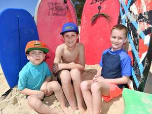 Beach Family Mooloolaba