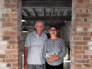 Maryborough Open House - Spike and Kerry Sheppard at