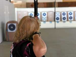 Straight-shooting archers target national indoor titles