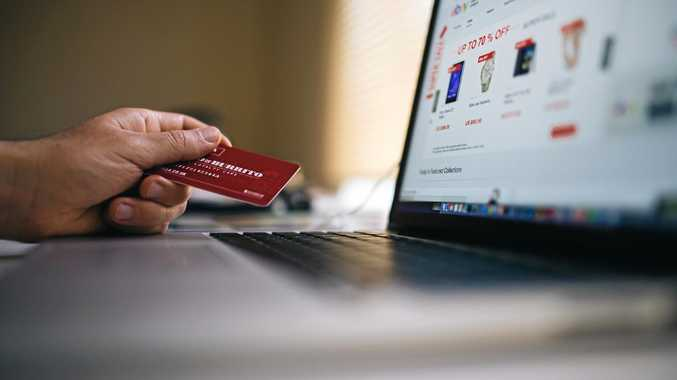 Stolen credit card used for shopping spree