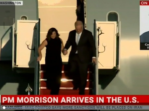 Morrison took more trips than any PM