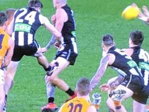 'The ball was touched': AFL's admission