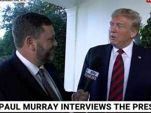 Trump reveals what he really thinks of Turnbull