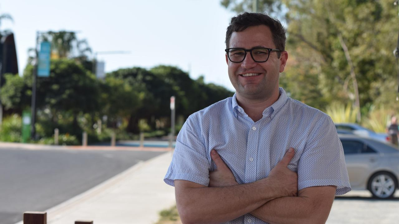 Gladstone startup Igloo will work with the Real Estate Institute of Queensland (REIQ) to deliver the world's first digital tenancy agreements. Pictured: Igloo CEO Jeremy Hastings