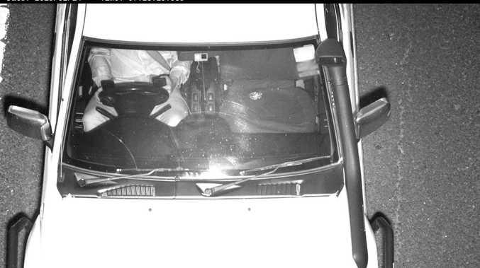 Secret cameras to catch texting drivers