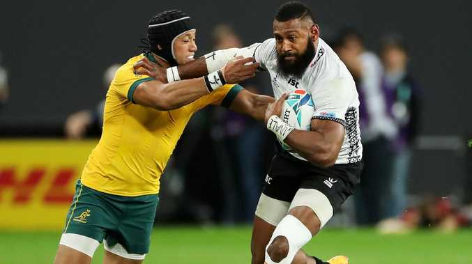 Fiji expose holes Cheika intends to close for Wales