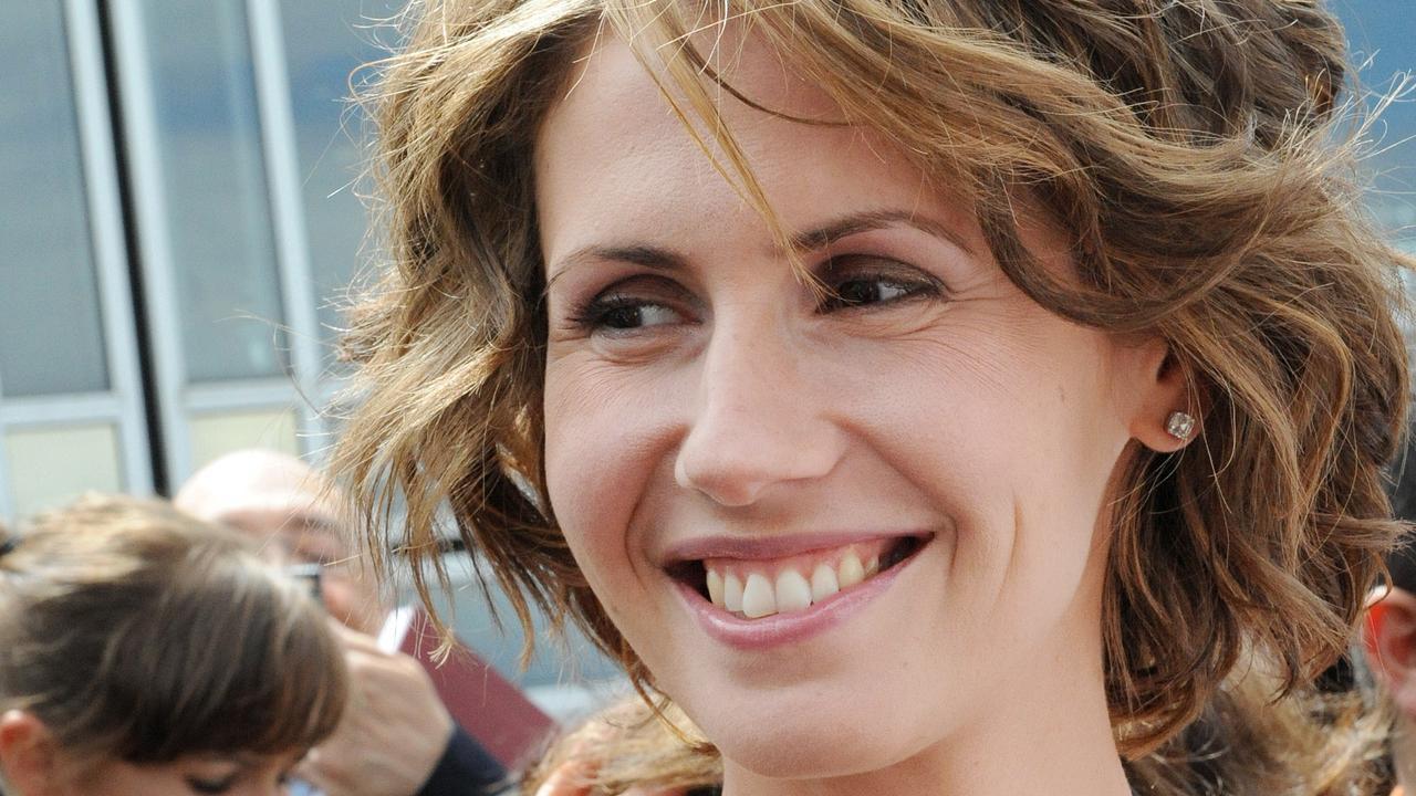 Asma al-Assad has a penchant for Louboutins. Picture: Miguel Medina/AFP Photo
