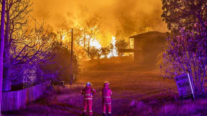 Mirani MP calls for more support for rural fire crews
