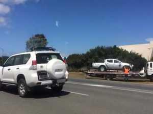 Crash on Archibald St