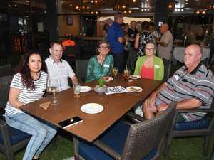 Business Hervey Bay at Kondari Hotel - (L) Irene and