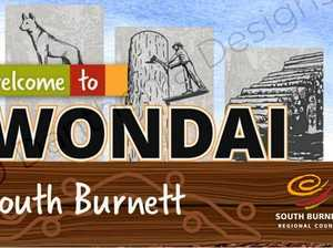 NEW LOOK: South Burnett town signs