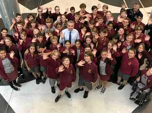 OPINION: Schools visit Canberra