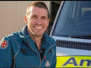 Farewell to beloved ambulance officer and dear friend