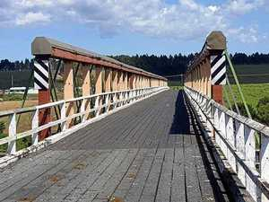 Final plea to save historic bridge
