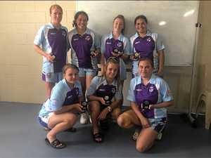 Toowoomba girls claim inaugural title