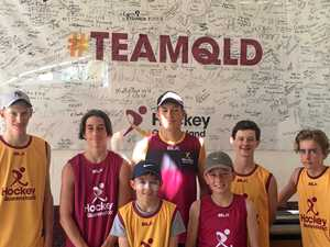 Toowoomba boys team finds form in Warwick