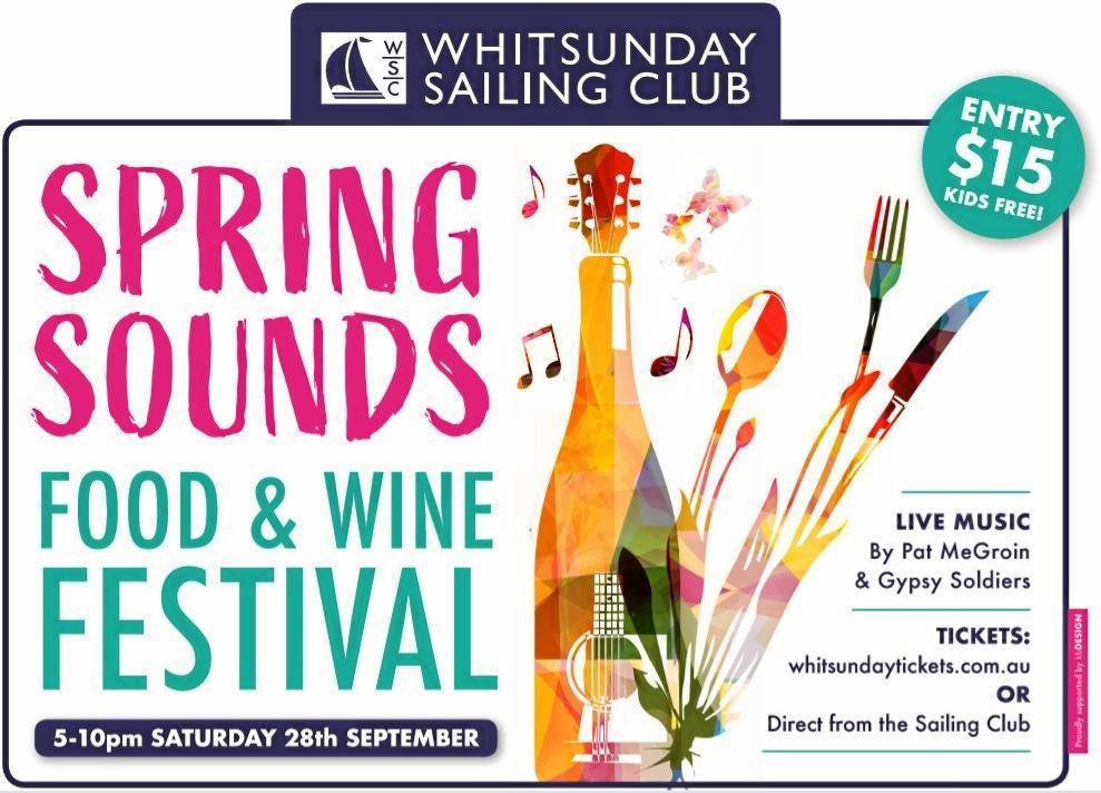 Whitsunday Sailing Club Food and Wine Festival