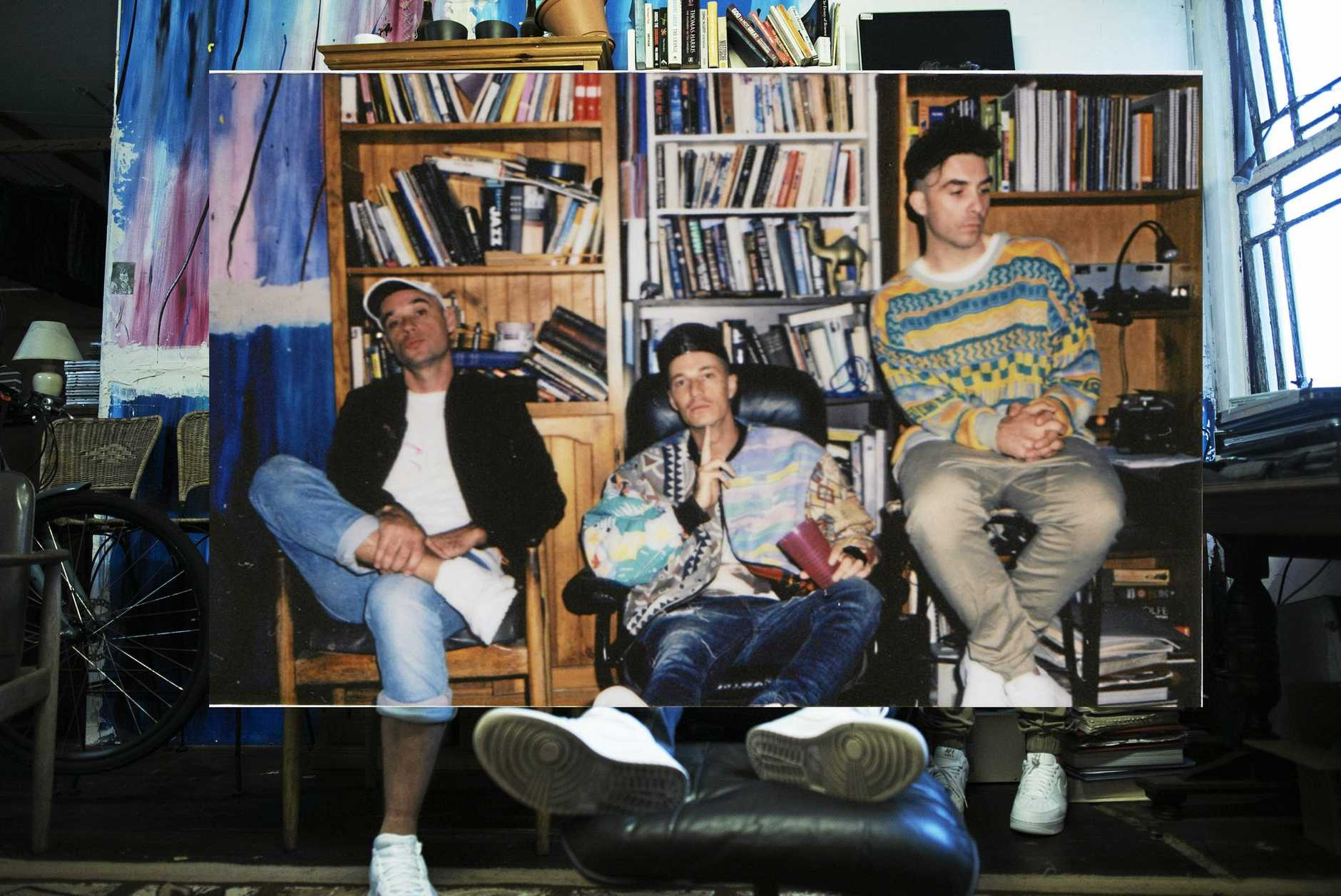 Thundamentals are an Australian hip hop group originating from the Blue Mountains region formed by Tuka, Jeswon, and Morgs.