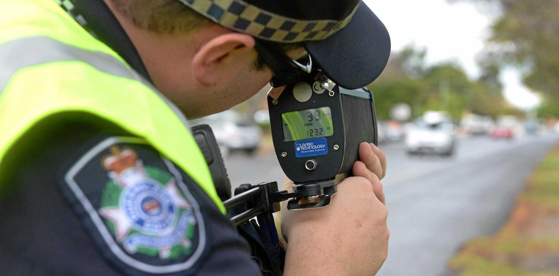 Ahead of Road Safety Week, police have slammed the behaviour of an erratic driver.