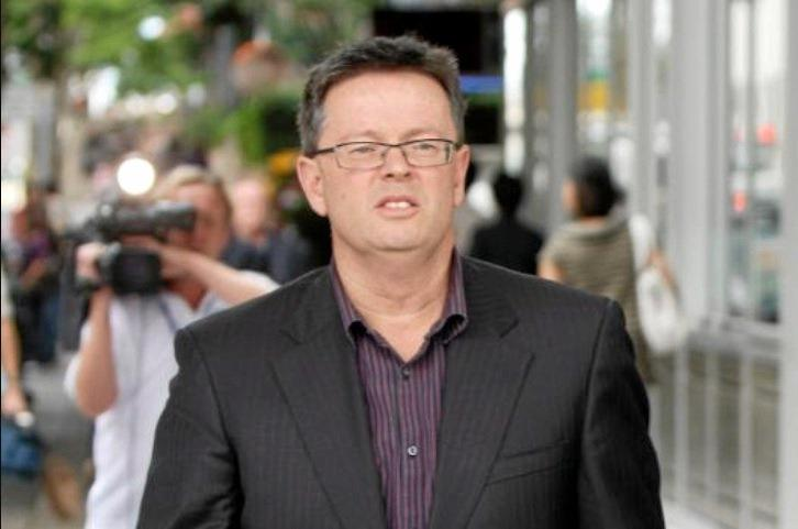 Andrew Eric Young is on trial over Kleenmaid fraud allegations.