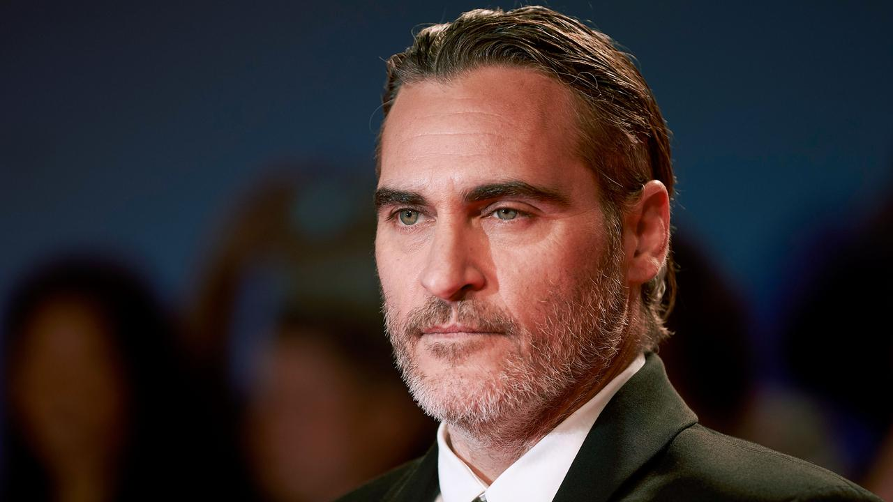 Actor Joaquin Phoenix attends the Joker premiere during the 2019 Toronto International Film Festival in Toronto, Canada. Picture: Geoff Robins/AFP