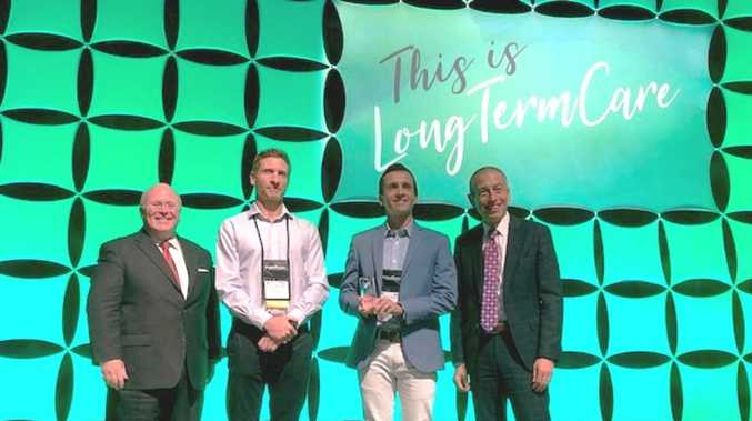 Feros takes major technology award