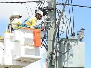 Hundreds without power on Fraser Coast