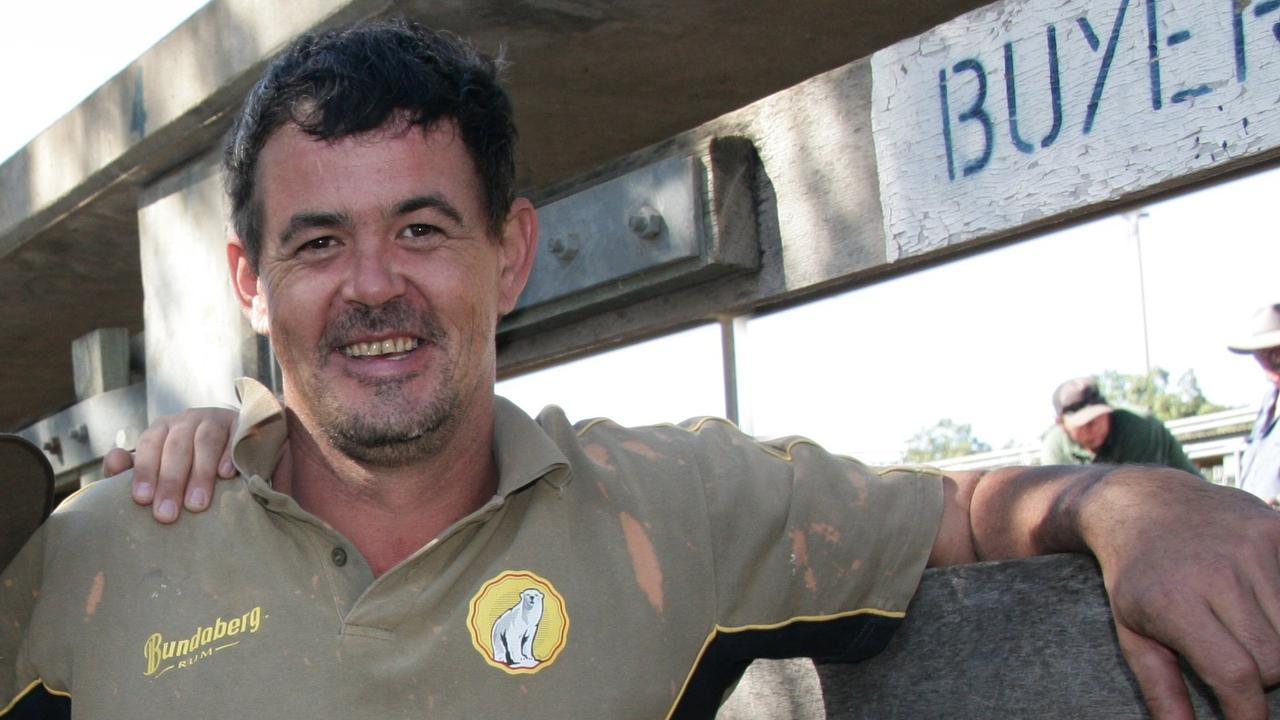 Mark Petersen of Lakes Creek, Rockhampton was confirmed as the victim in last month's house fire.