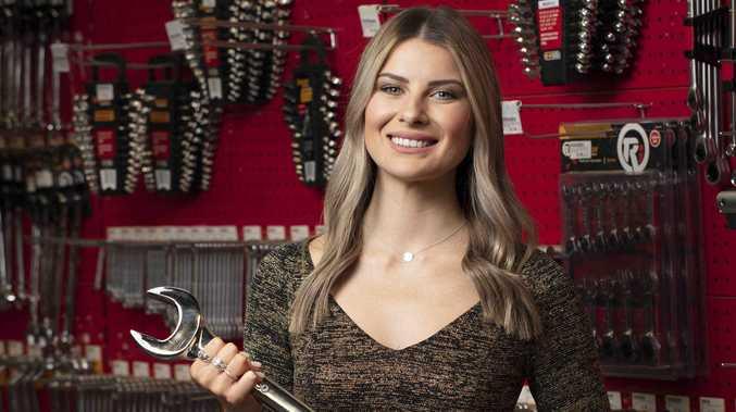 TradeTools heiress smashing stereotypes